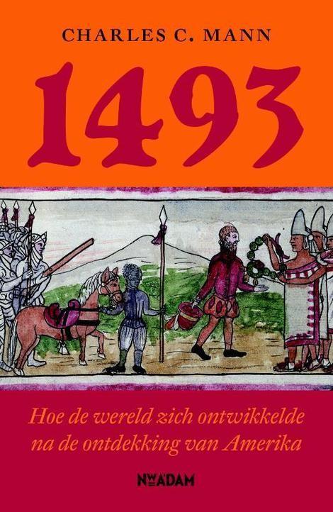 Afbeeldingsresultaat voor charles mann 1493
