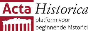 Acta historica